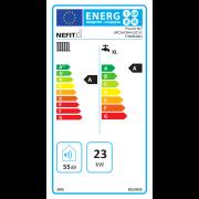 Energielabel Nefit ProLine NxT HRC24 CW4