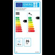 Energielabel Intergas HRE 36/30 A CW5